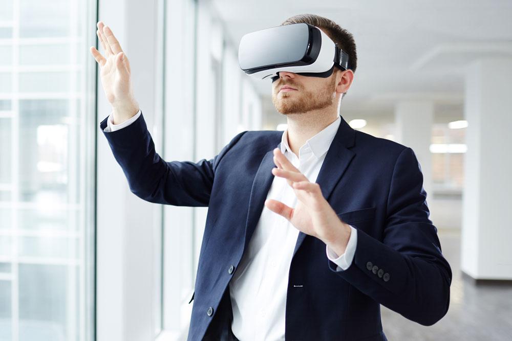 Wie kann eine Messe virtuell funktionieren?